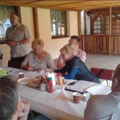 Zebranie Rady Powiatu Gorzowskiego SLD